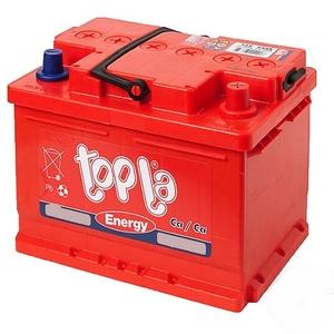 Аккумулятор Topla 60 А/ч (EN) 510 А Полярность обратная
