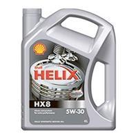 Масло моторное синтетическое Helix HX8 5W-30, 4л